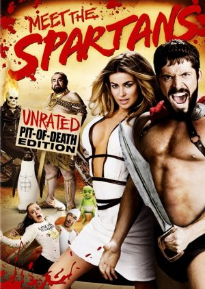 Parodie 300 spartani – Meet the Spartans