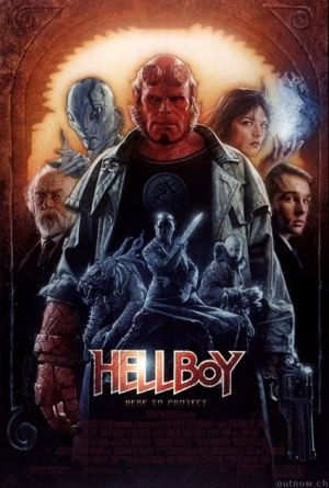Hellboy/Eroul scapat din Infern