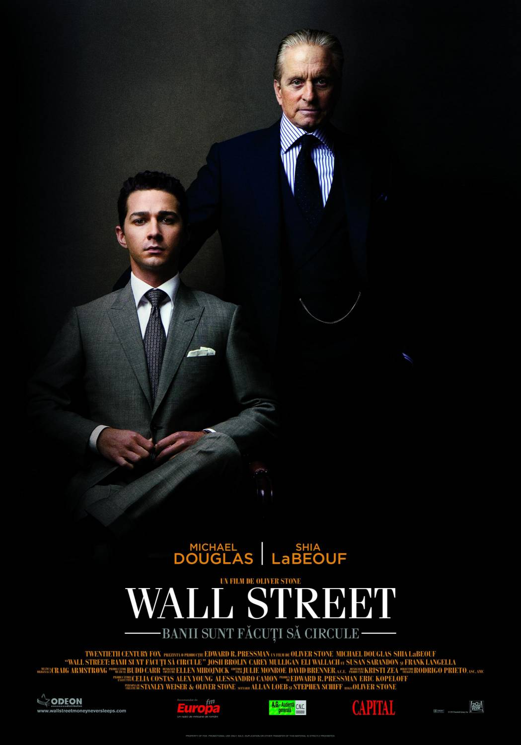 Wall Street: Money Never Sleeps (2010) Wall Street: Banii sunt facuti sa circule