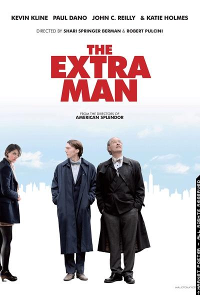 The Extra Man (2010)