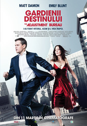The Adjustment Bureau - Gardienii destinului (2011)