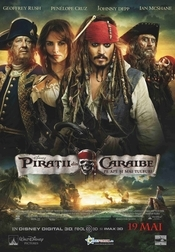 Pirates of the Caribbean: On Stranger Tides - Piratii din Caraibe: Pe ape si mai tulburi (2011)