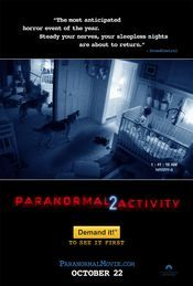 Paranormal Activity 2 - Activitate paranormala 2 (2010)