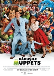 The Muppets – Papusile Muppets (2011)