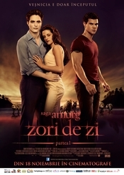 The Twilight Saga: Breaking Dawn – Part 1 – Saga Amurg: Zori de Zi – Partea I (2011)