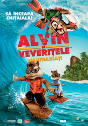 Alvin and the Chipmunks: Chip-Wrecked – Alvin si veveritele: Naufragiatii (2011)