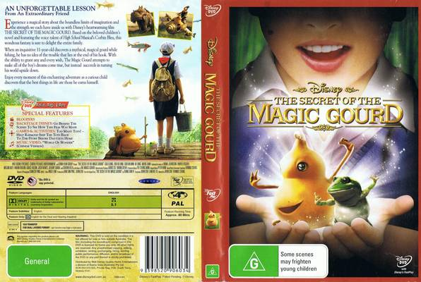 The Secret of the Magic Gourd (2007)